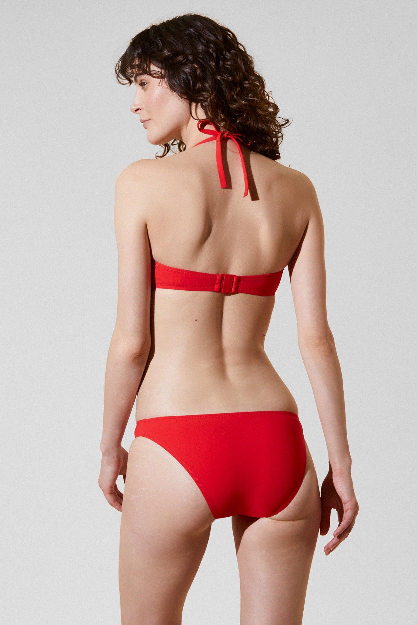 Женский красный лиф от купальника LOLA Etam