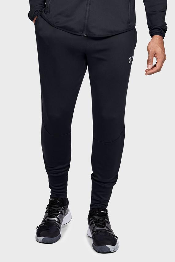 Мужские черные спортивные брюки UA SELECT WARM UP PANT