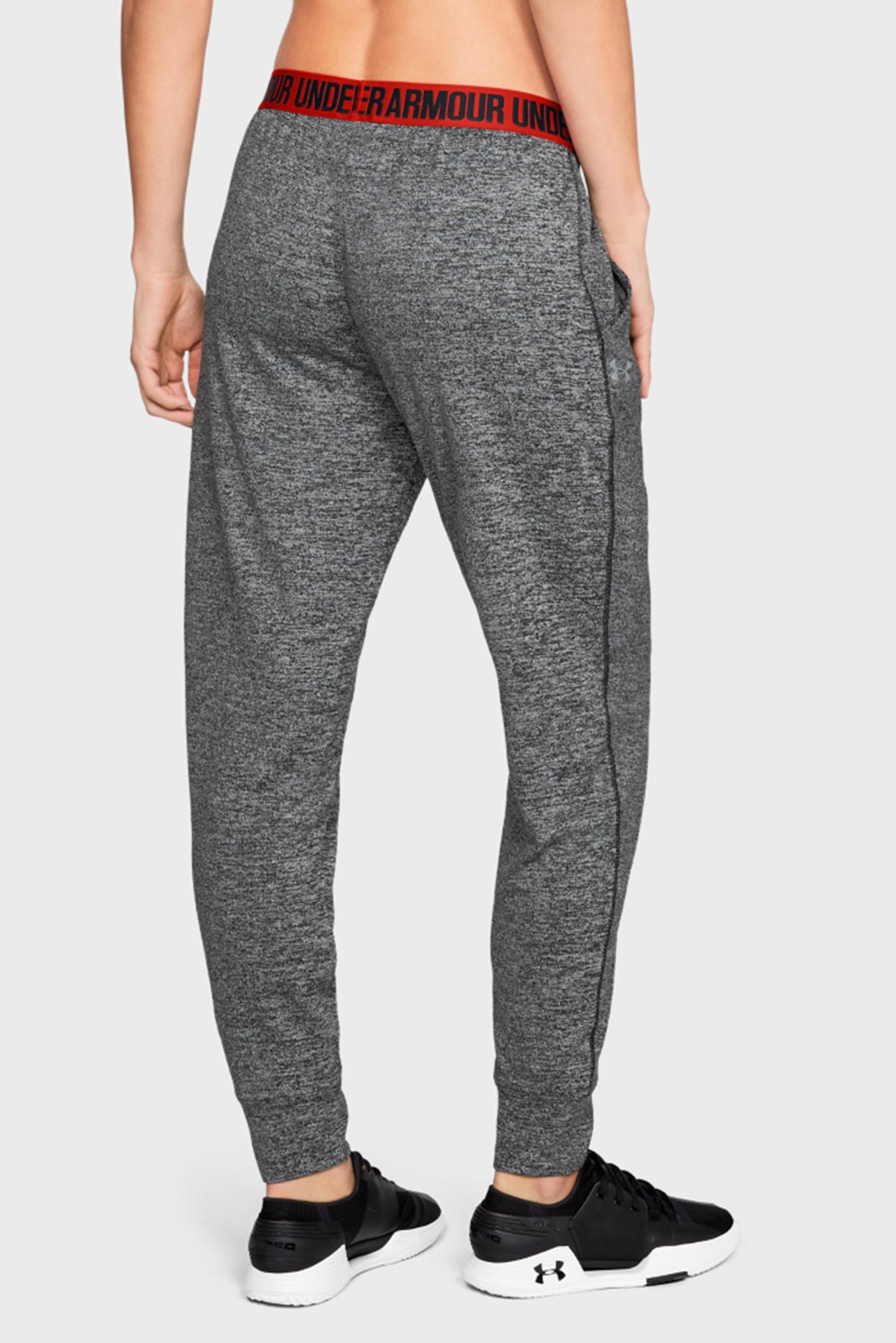 Купить Женские серые спортивные брюки Play Up Pant - Twist Under Armour Under Armour 1311331-003 – Киев, Украина. Цены в интернет магазине MD Fashion