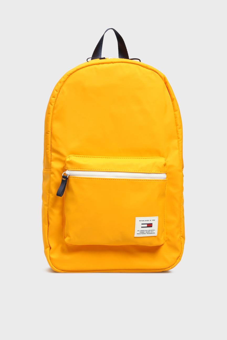 Мужской желтый рюкзак TJM URBAN TECH