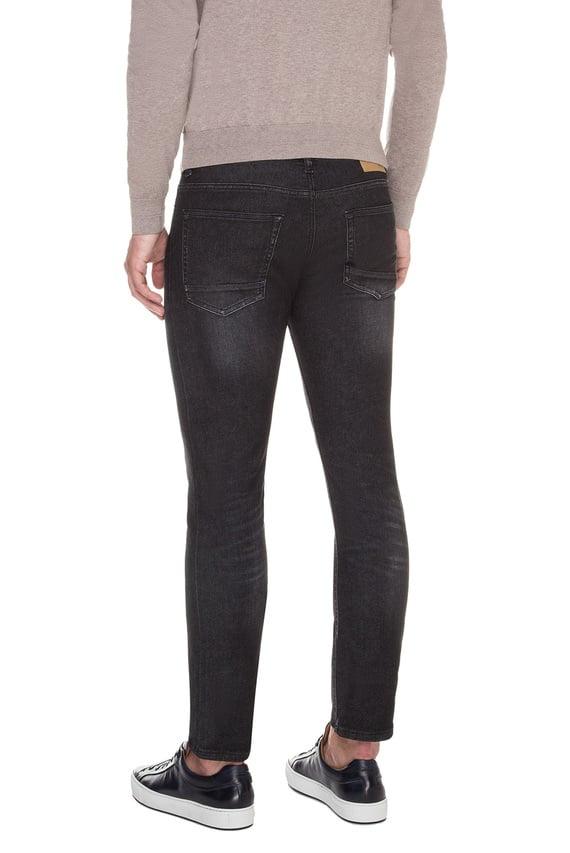 Мужские черные джинсы 020 DELEWARE