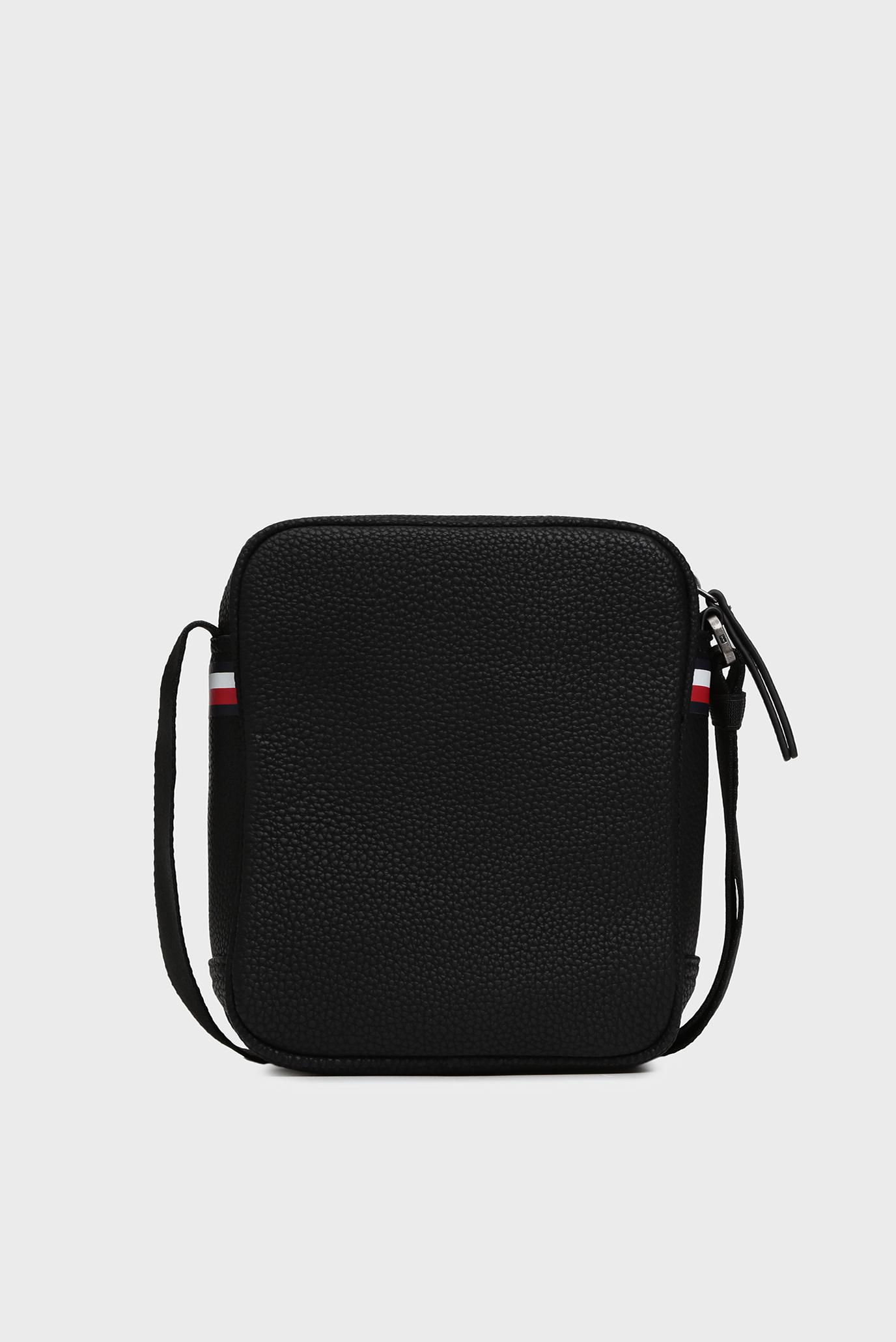 Мужская черная сумка через плечо ESSENTIAL MINI Tommy Hilfiger