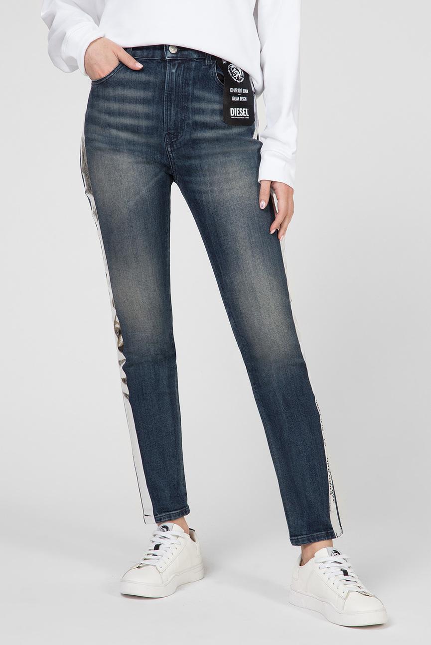 Женские синие джинсы BABHILA-HIGH-SP