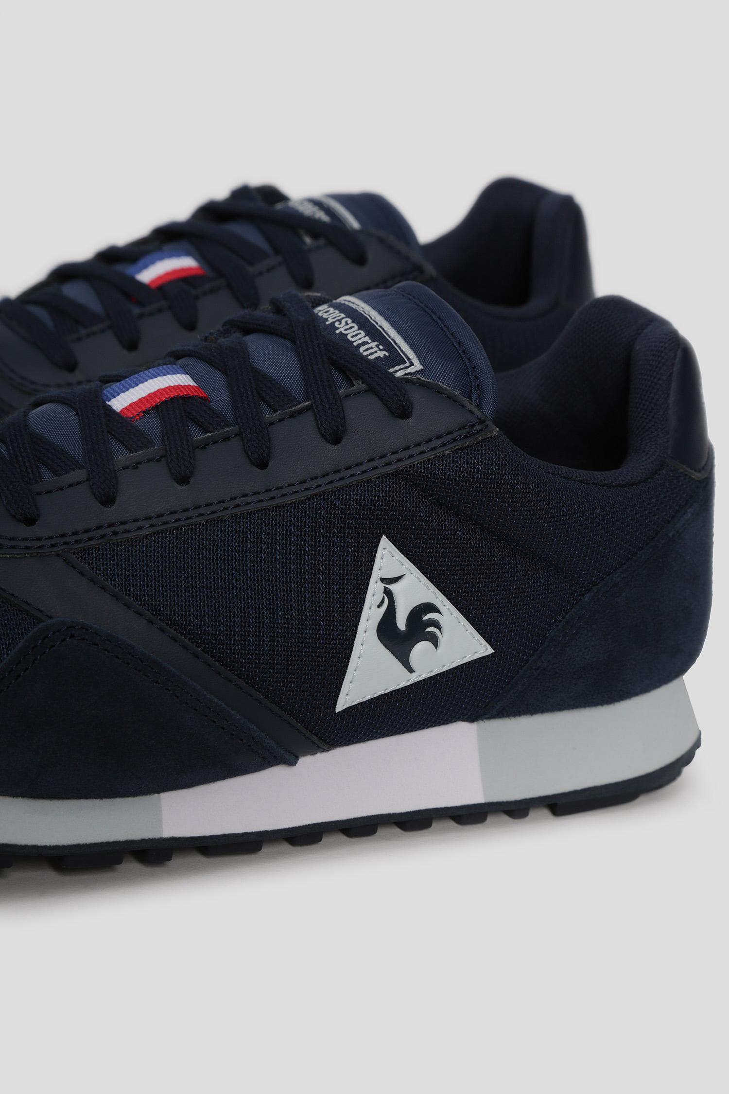 Женские темно-синие кроссовки DELTA W SPORT Le Coq Sportif