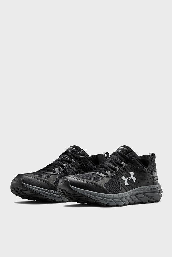Мужские черные кроссовки UA Charged Toccoa 2