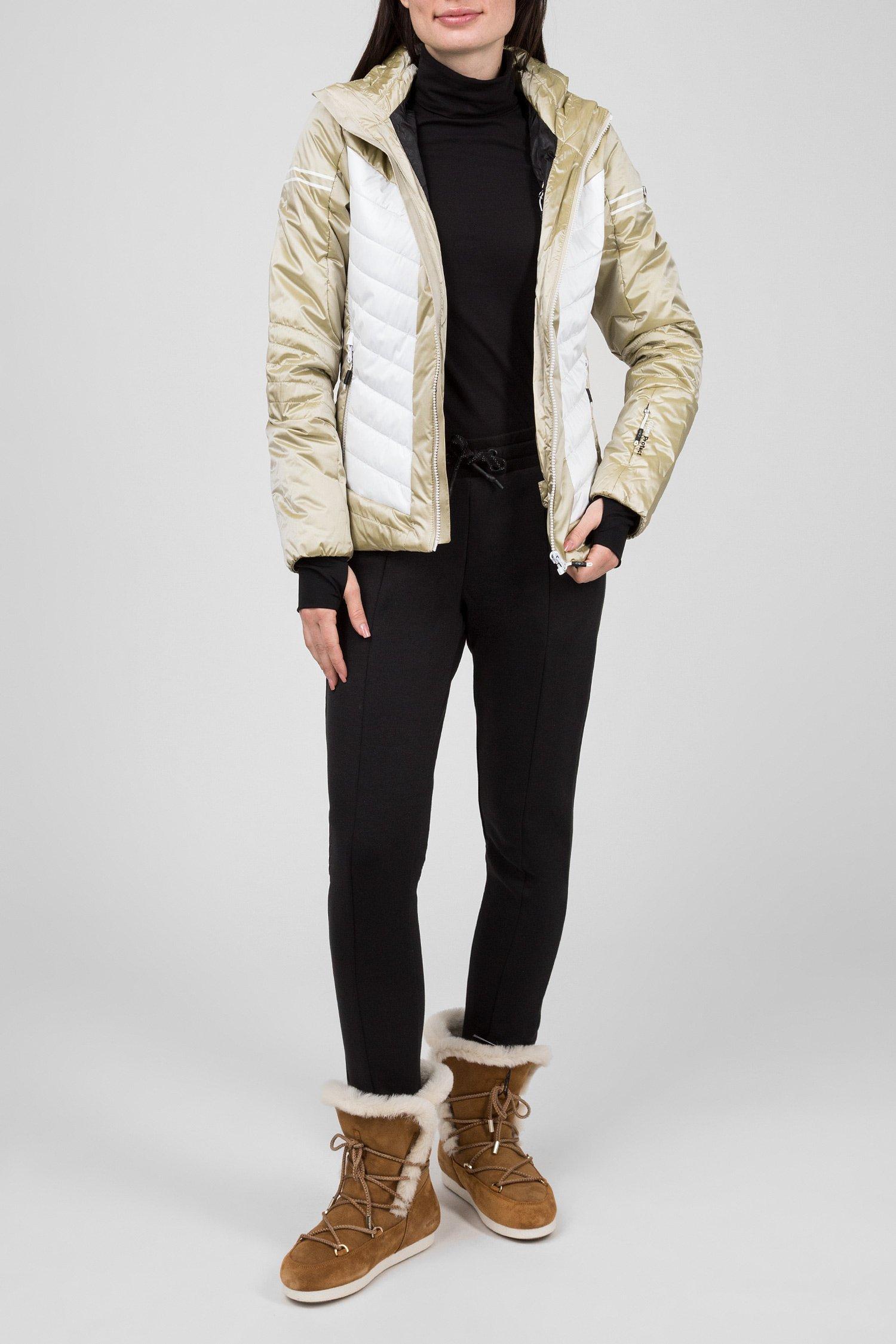 Купить Женская золотистая лыжная куртка CMP CMP 38W0756-A516 – Киев, Украина. Цены в интернет магазине MD Fashion