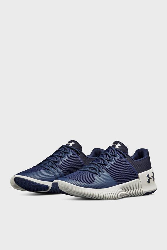 Мужские синие кроссовки UA Ultimate Speed NM