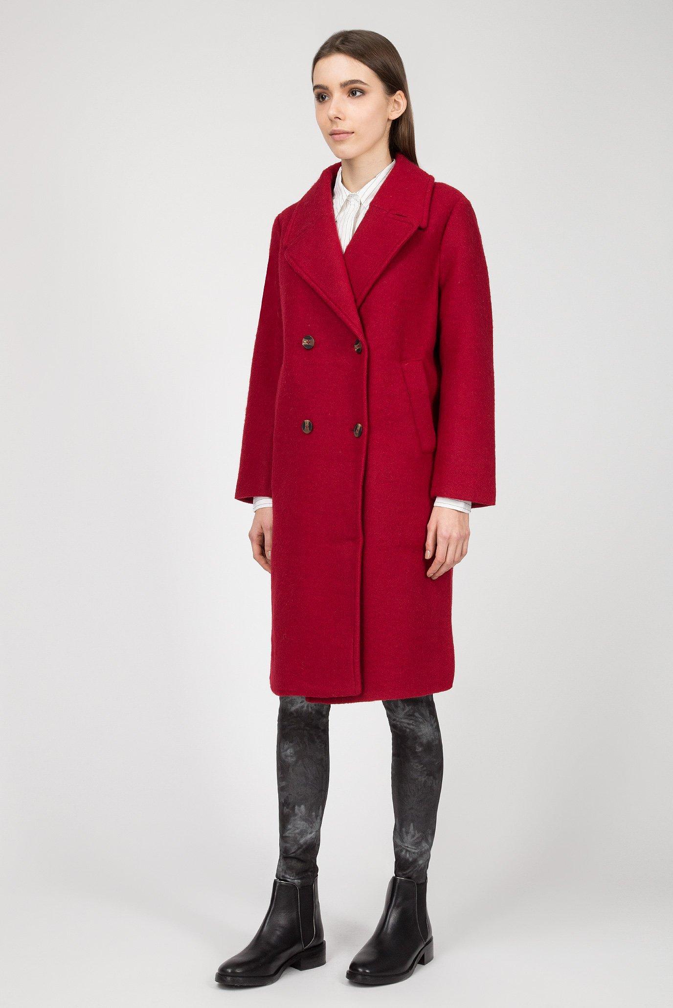 Купить Женское красное пальто EDURNE Pepe Jeans Pepe Jeans PL401528 – Киев, Украина. Цены в интернет магазине MD Fashion