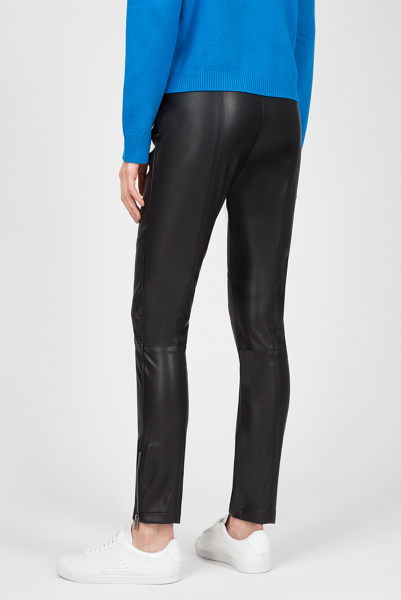 Купить Женские черные брюки EVI Pepe Jeans Pepe Jeans PL211218 – Киев, Украина. Цены в интернет магазине MD Fashion