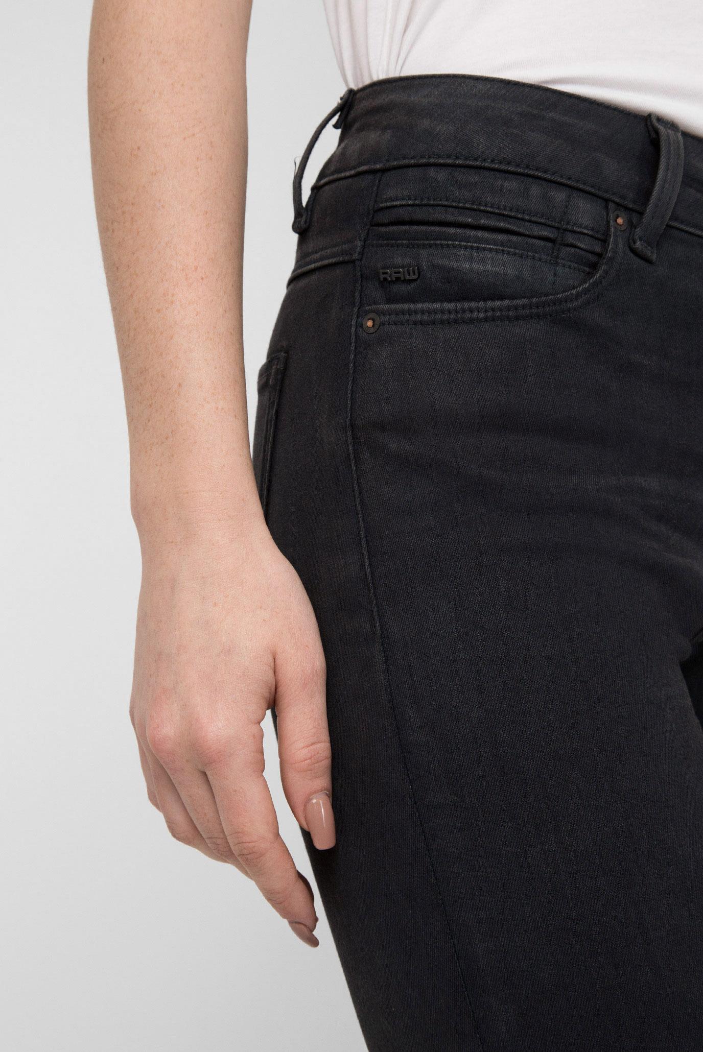 Купить Женские темно-серые джинсы Shape High Super Skinny G-Star RAW G-Star RAW D07113,9142 – Киев, Украина. Цены в интернет магазине MD Fashion