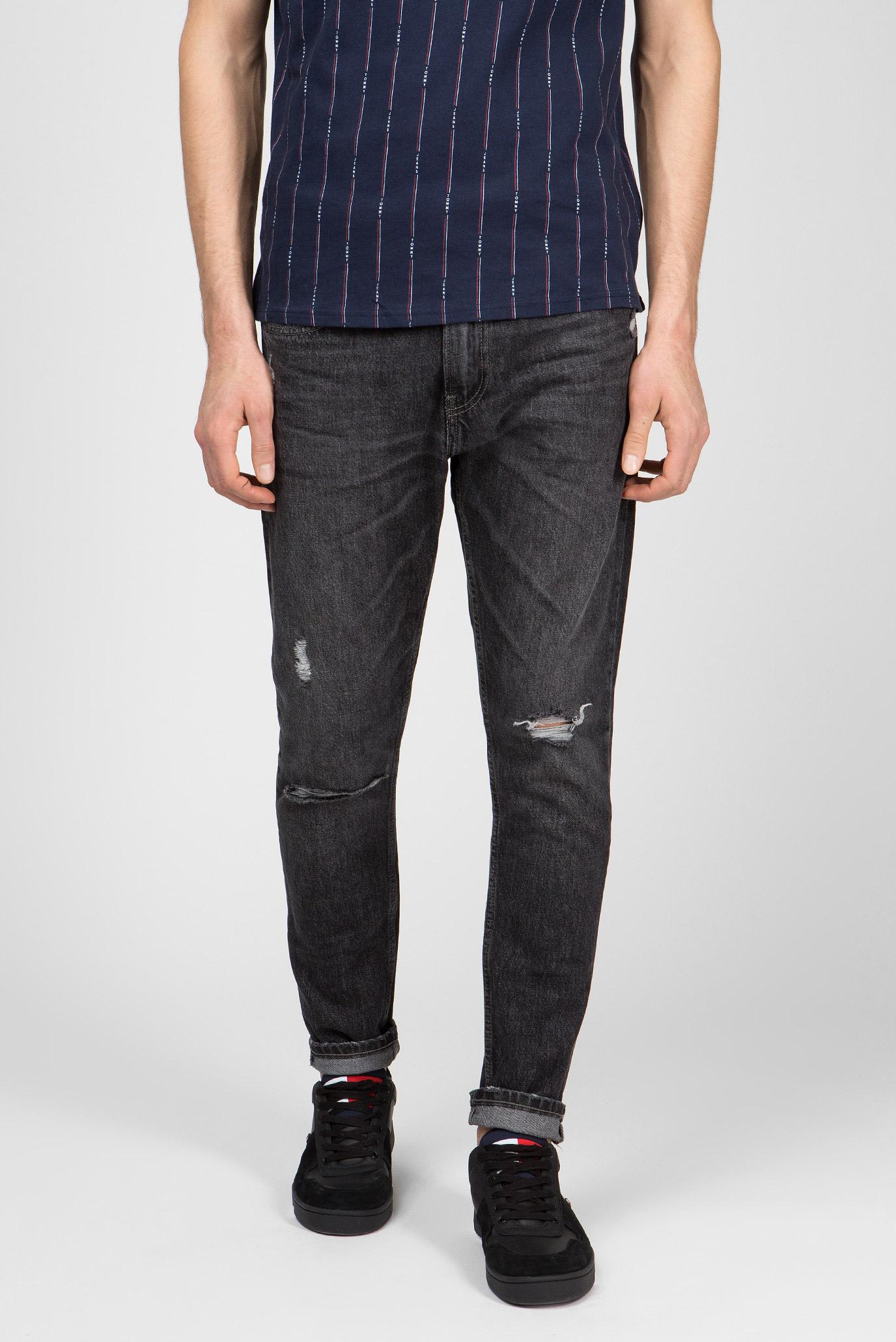 Купить Мужские серые джинсы MODERN TAPERED TJ 1988 ABLRGD Tommy Hilfiger Tommy Hilfiger DM0DM04916 – Киев, Украина. Цены в интернет магазине MD Fashion