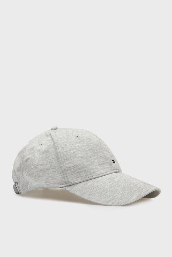 Мужская серая кепка BB CAP JERSEY
