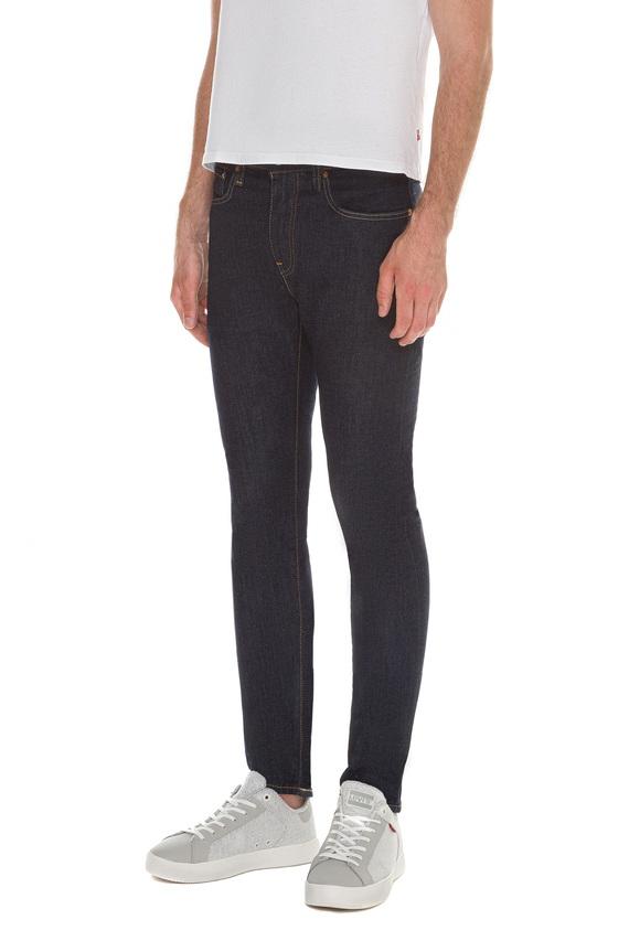 Мужские темно-синие джинсы 512 Slim Tapered