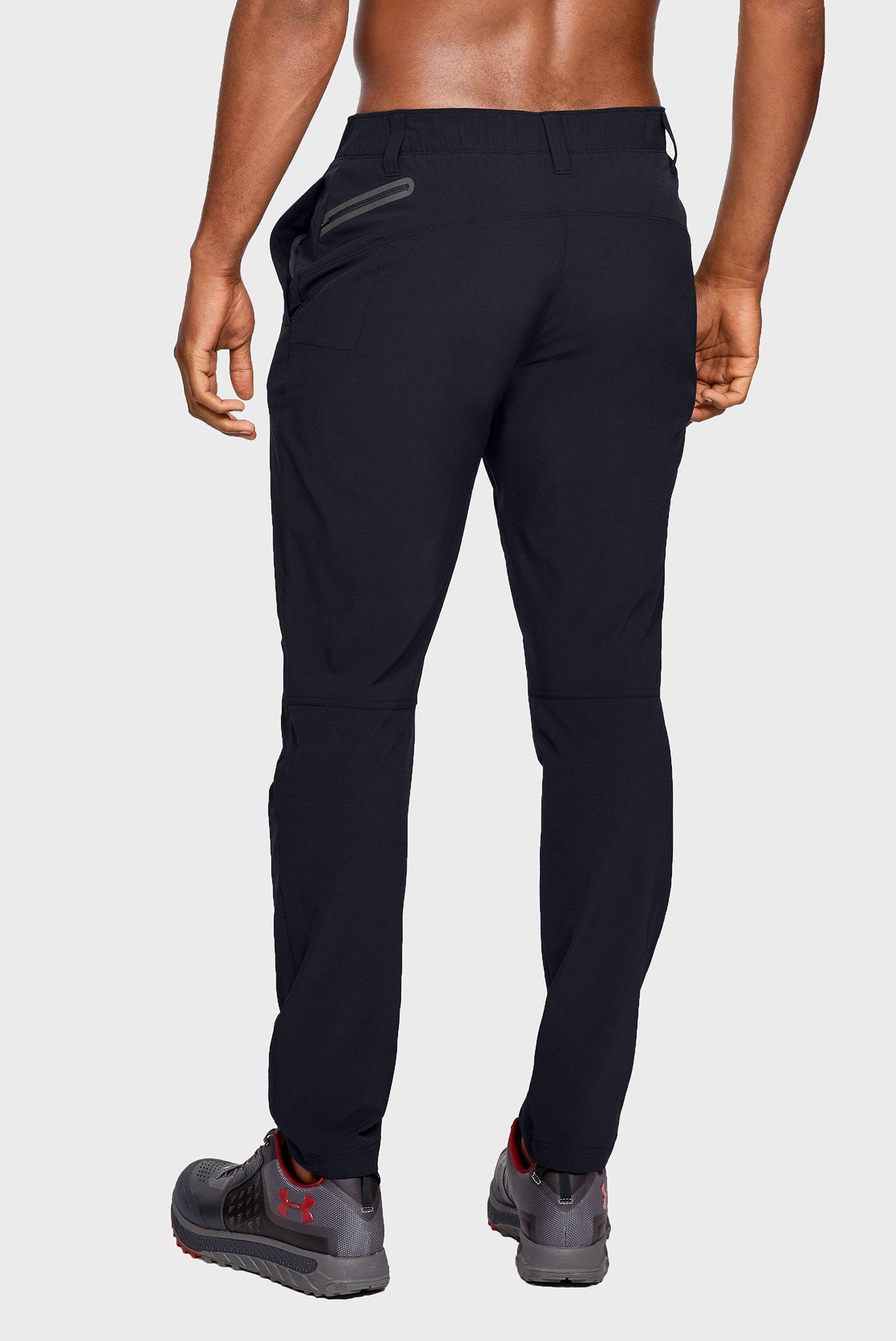 Мужские черные спортивные брюки UA Fusion Under Armour