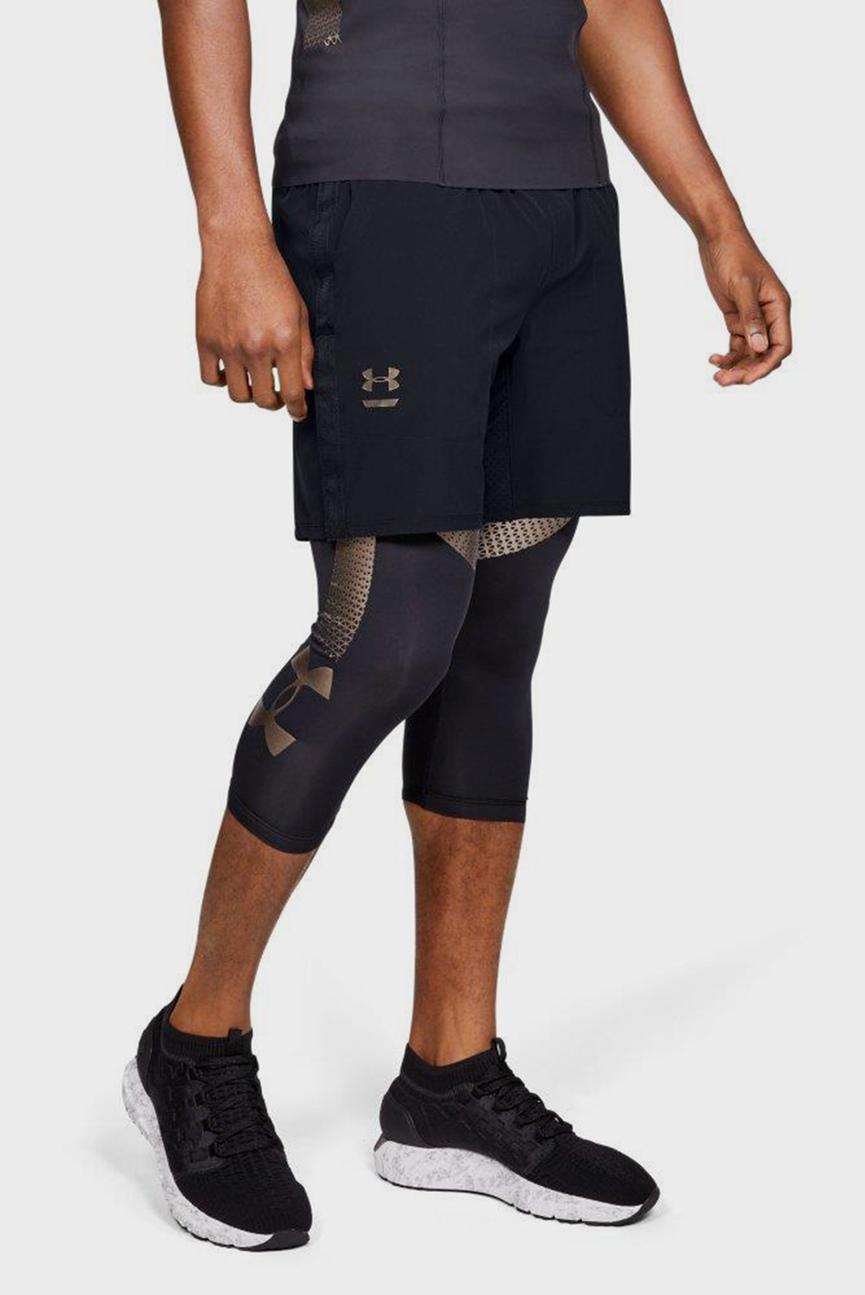 Мужские черные шорты Perpetual Short