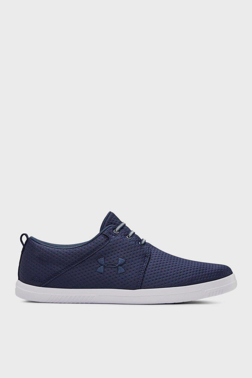 Мужские синие кроссовки UA M Street Encounter IV