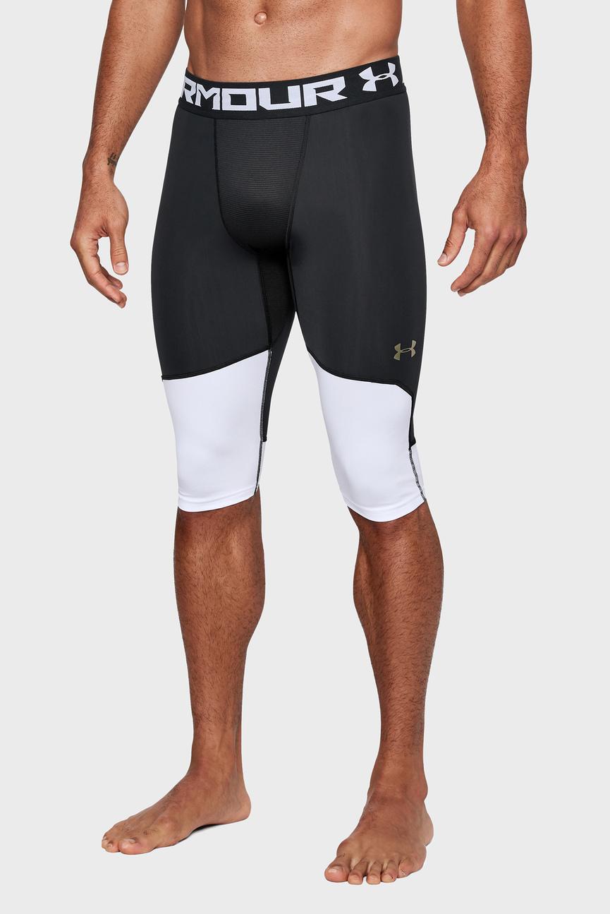 Мужские черные тайтсы UA Select Knee Tight