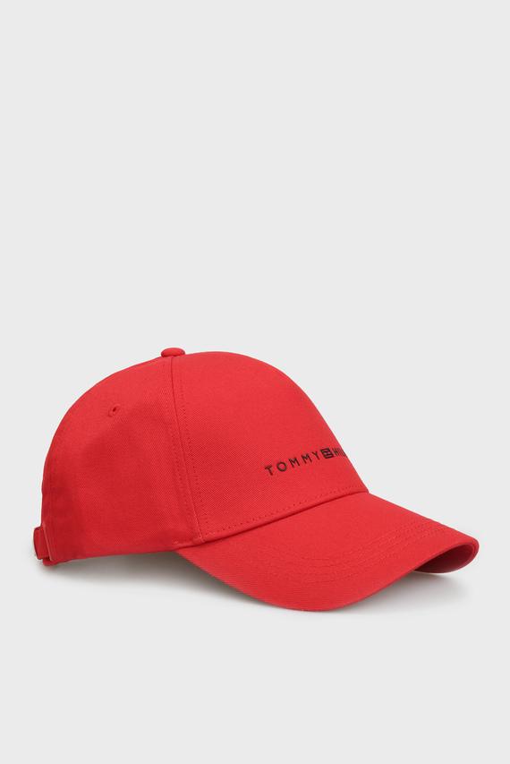 Мужская красная кепка UPTOWN