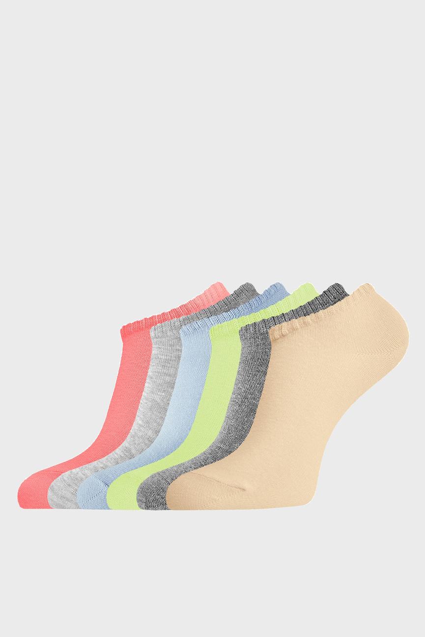Женские хлопковые носки (6 пар)