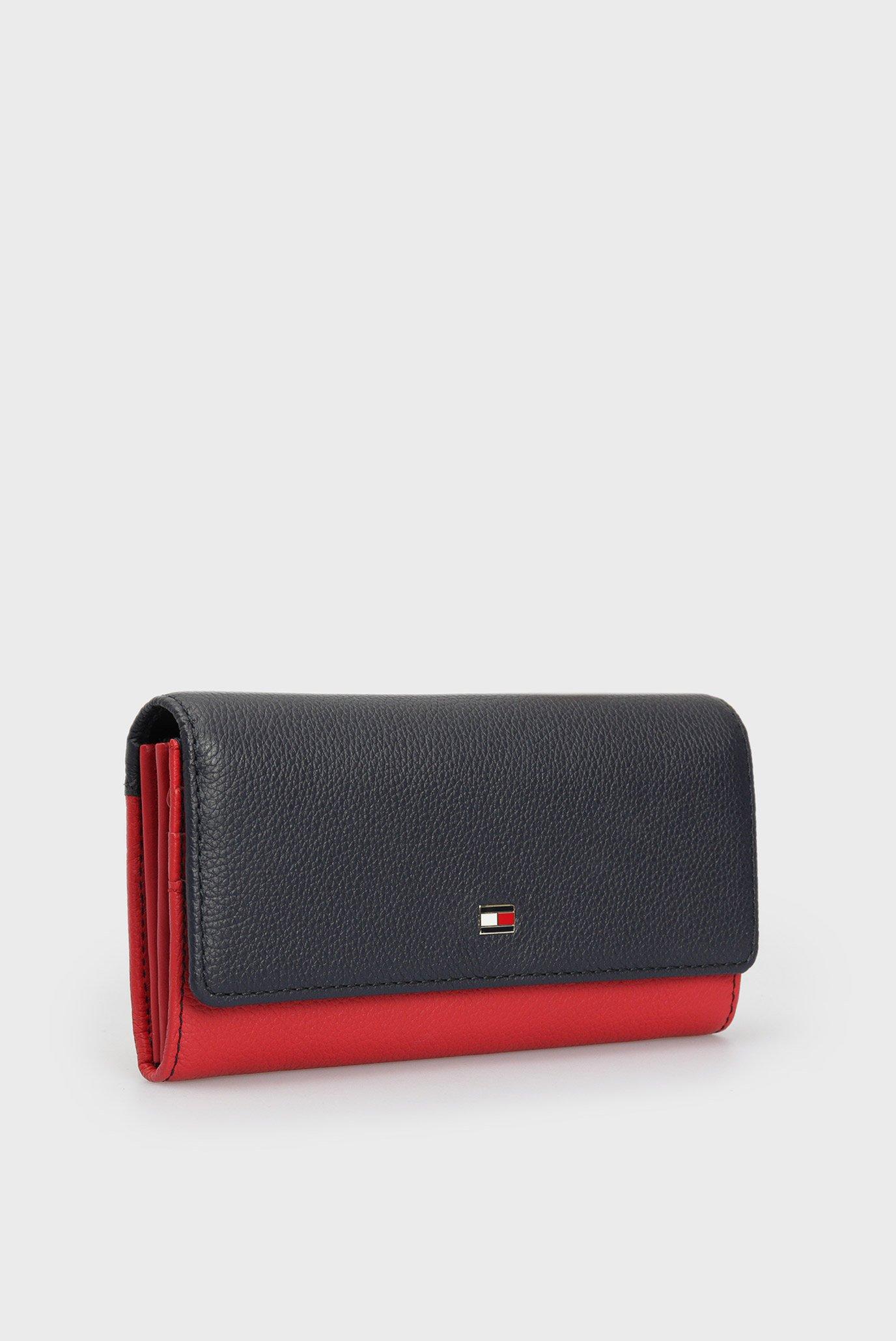 f41f954f02b3 Купить Женский кожаный кошелек Tommy Hilfiger Tommy Hilfiger AW0AW04425 –  Киев, Украина. Цены в интернет магазине MD Fashion
