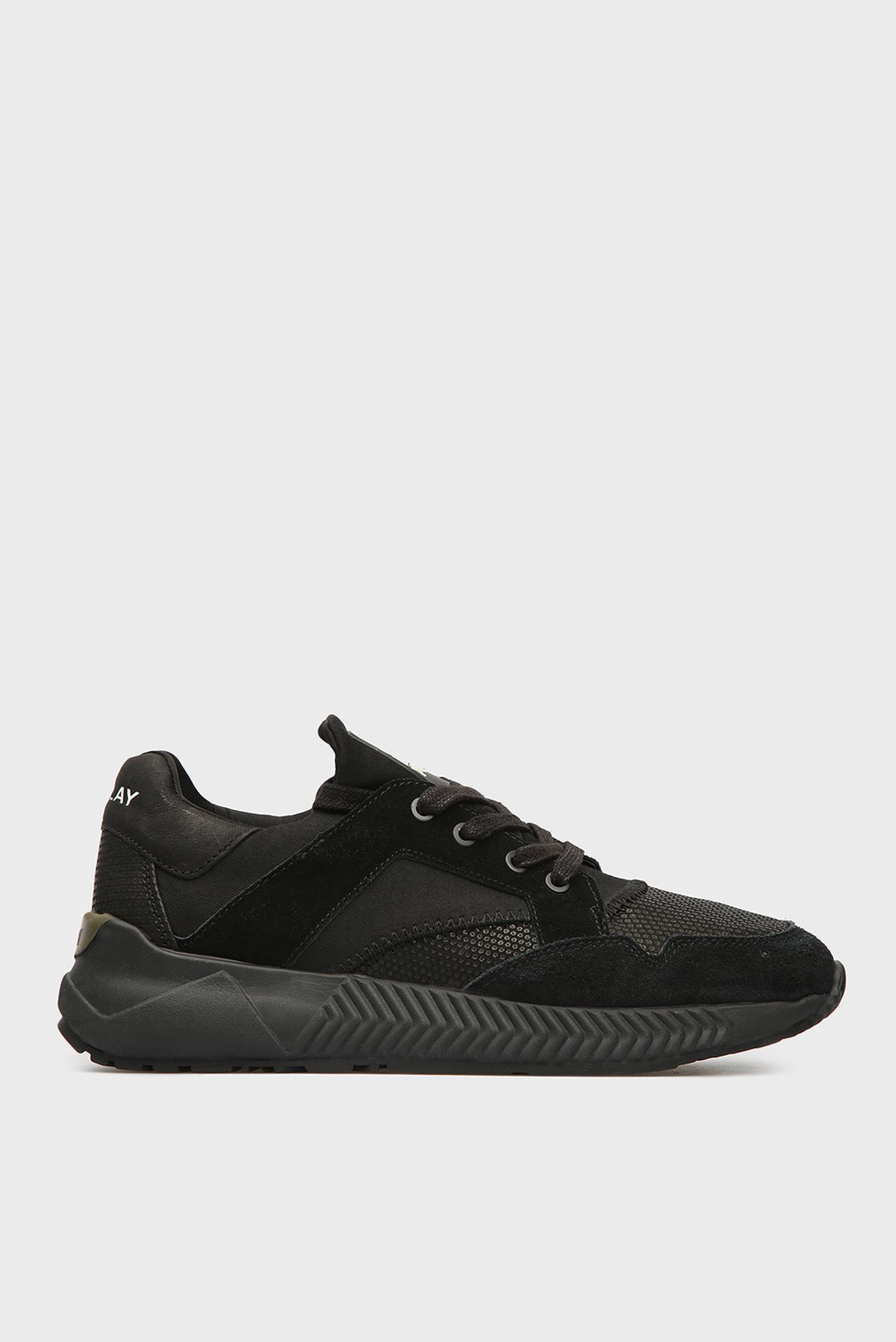 Купить Мужские черные замшевые кроссовки FUAM Replay Replay RS830004L –  Киев, Украина. Цены в интернет магазине MD Fashion 38c1f74cd99