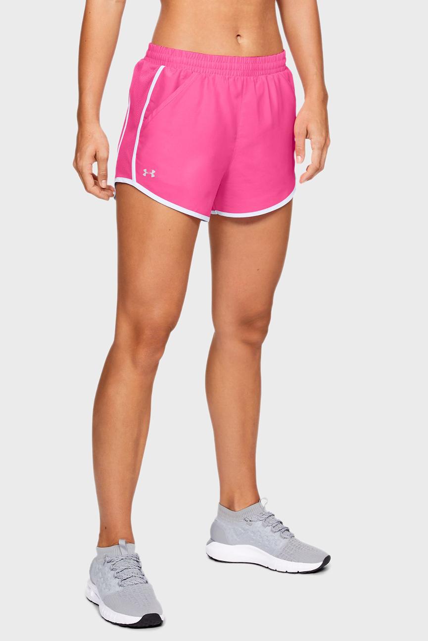 Женские розовые шорты Fly By