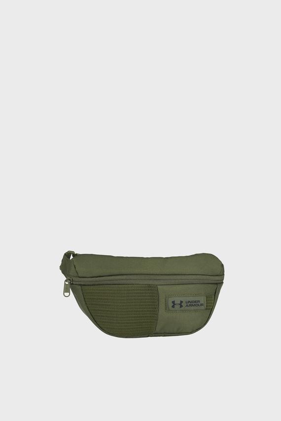 Зеленая поясная сумка UA Waist Bag