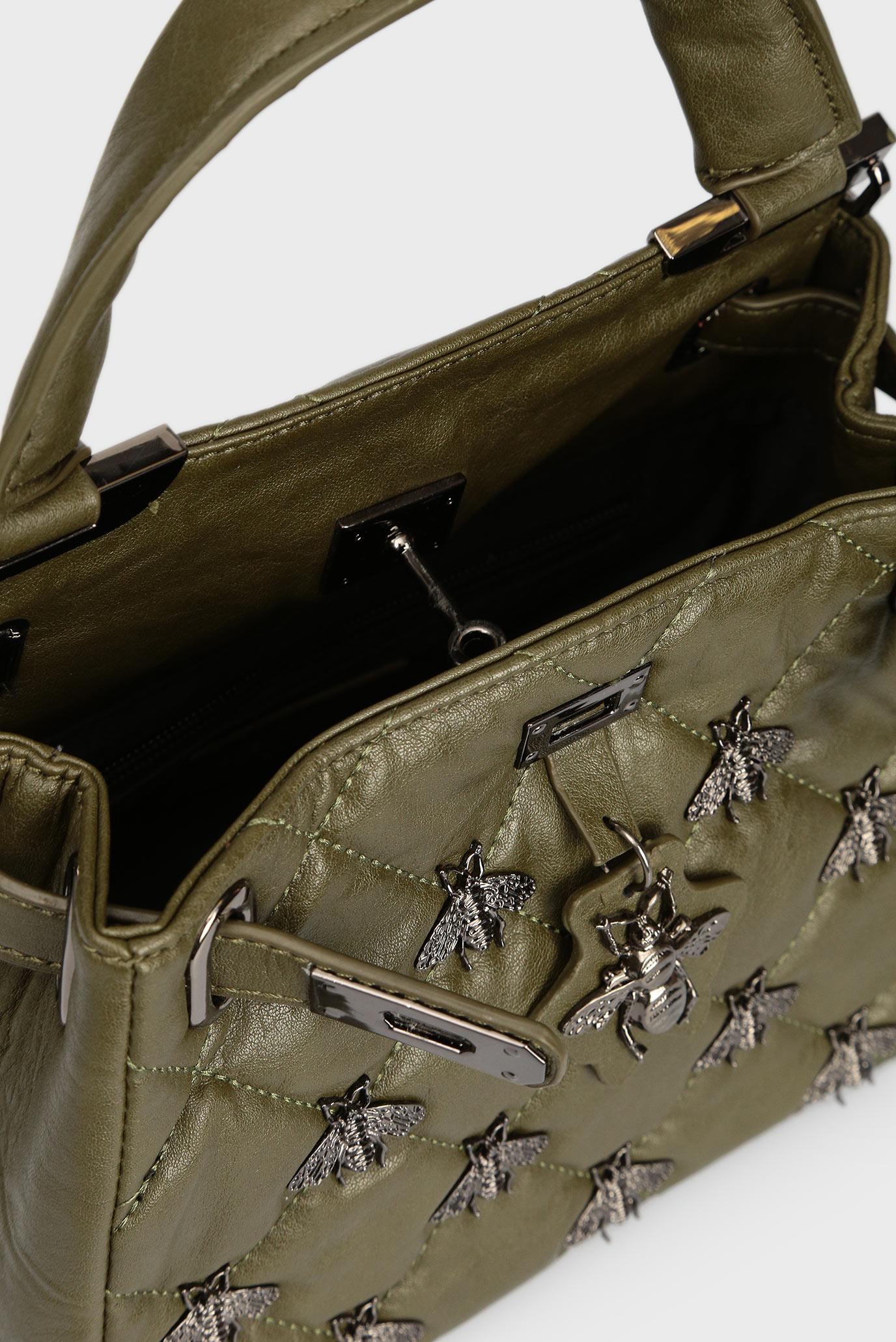 5e49308f808d Купить Женская зеленая сумка на плечо Tosca Blu Tosca Blu TF1812B23 – Киев,  Украина. Цены в интернет ...