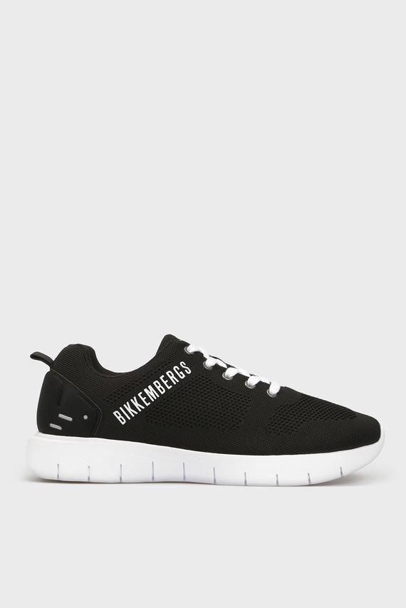 Мужские черные кроссовки FENIS