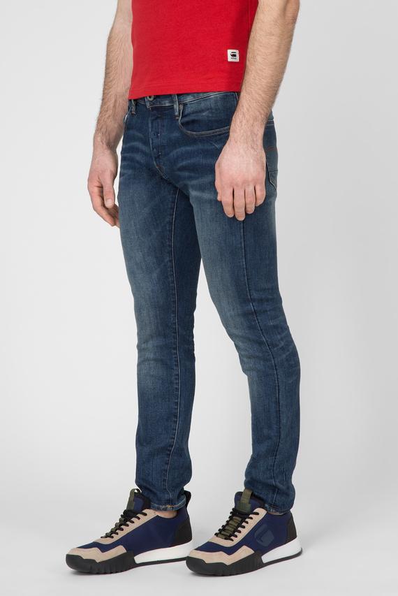 Мужские светло-синие джинсы 3301
