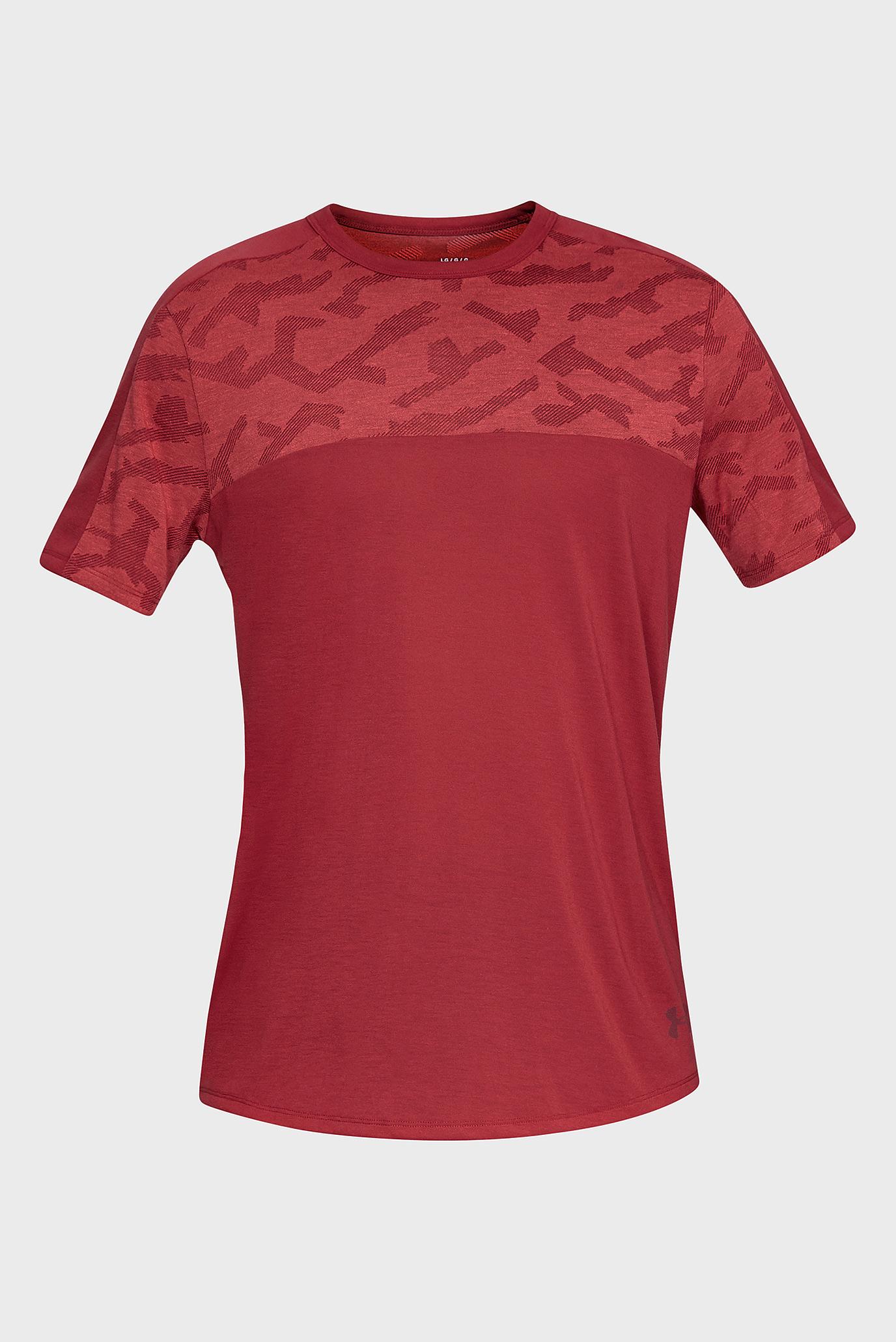 Купить Мужская красная футболка UA Siro Elite SS Under Armour Under Armour 1327672-651 – Киев, Украина. Цены в интернет магазине MD Fashion