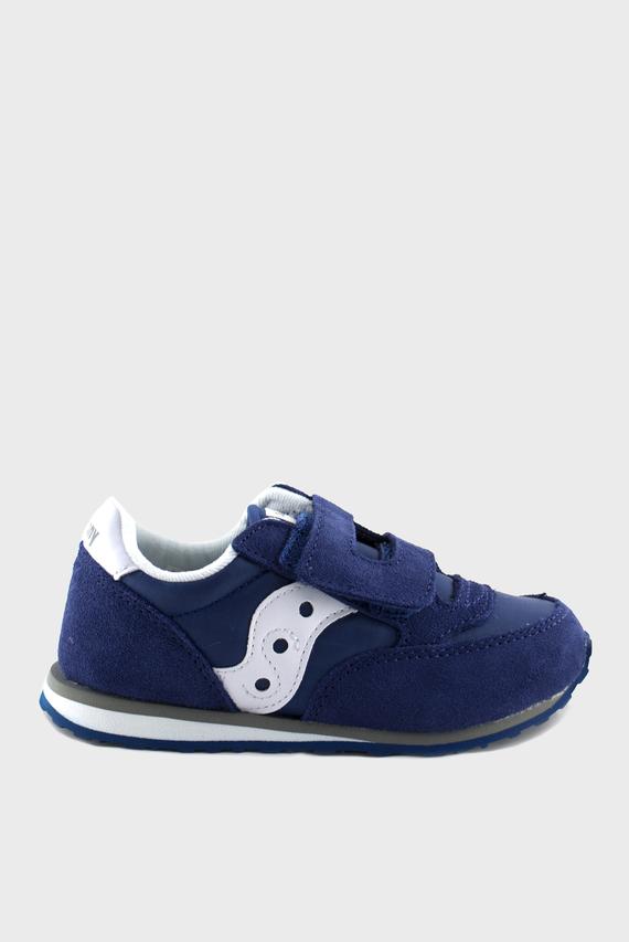 Детские синие кроссовки BABY JAZZ HL