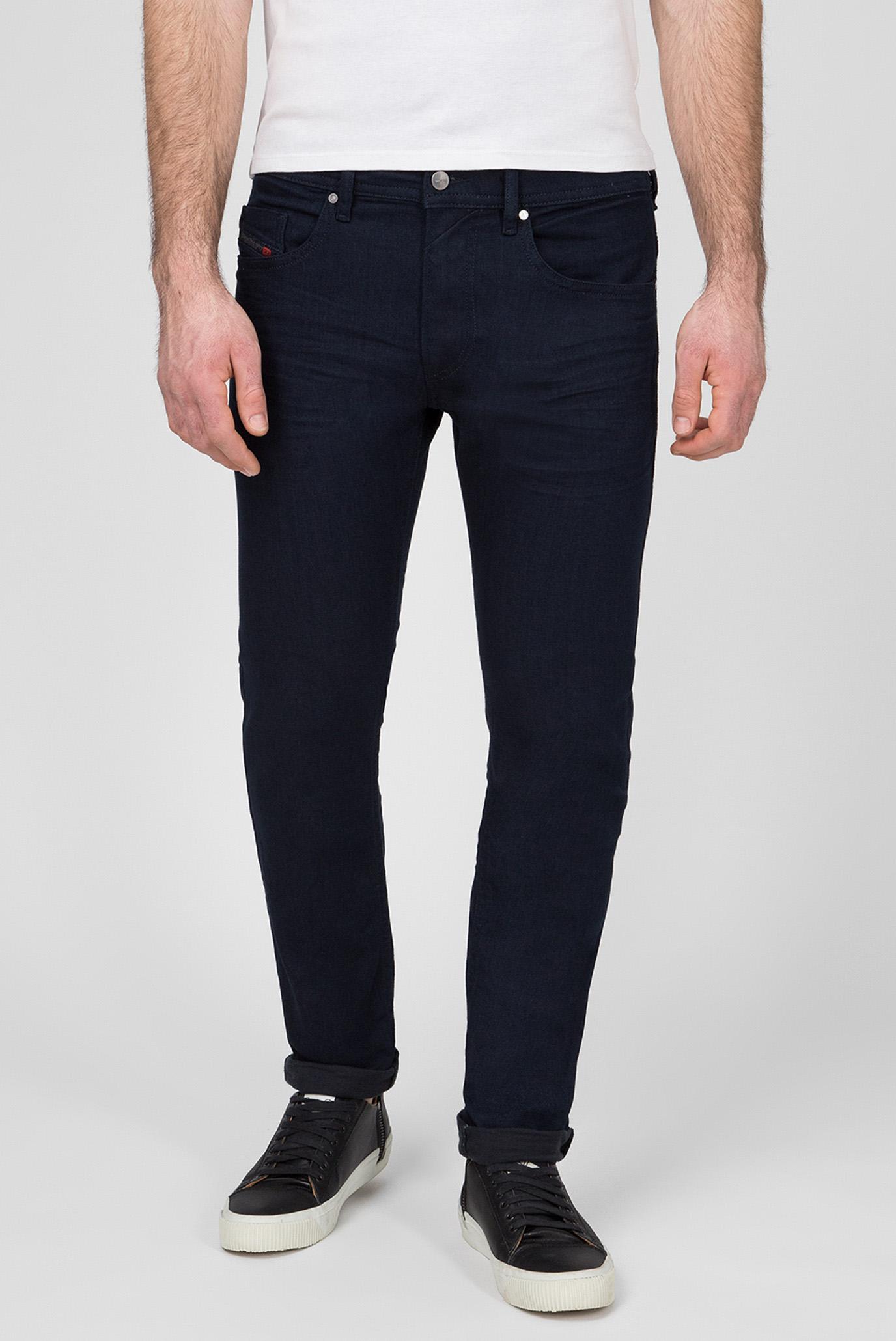 Купить Мужские темно-синие джинсы THOMMER Diesel Diesel 00SW1Q 085AQ – Киев, Украина. Цены в интернет магазине MD Fashion
