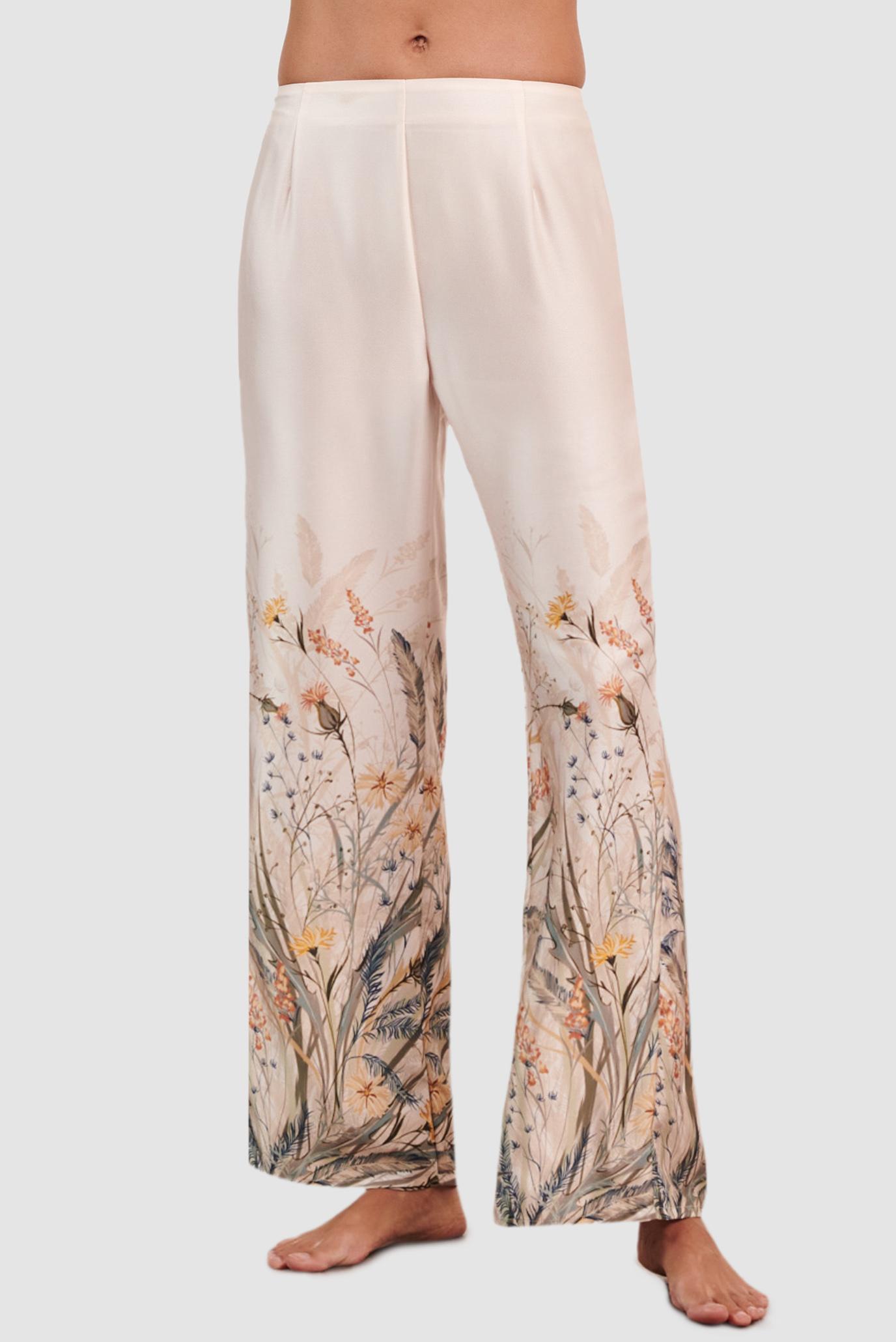 Женские белые брюки ERNY 1