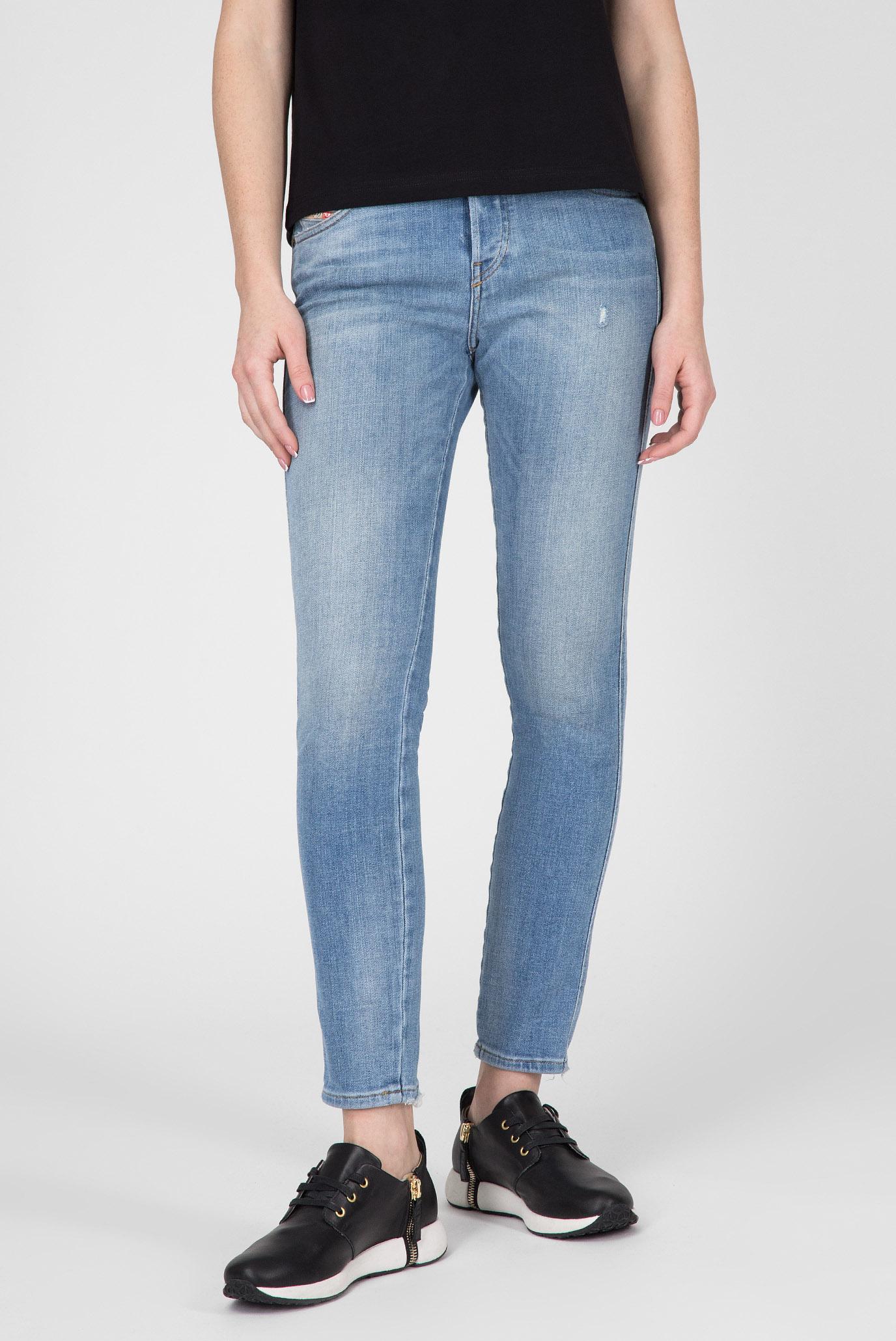 Купить Женские голубые джинсы BABHILA Diesel Diesel 00S7LY 086AW – Киев, Украина. Цены в интернет магазине MD Fashion