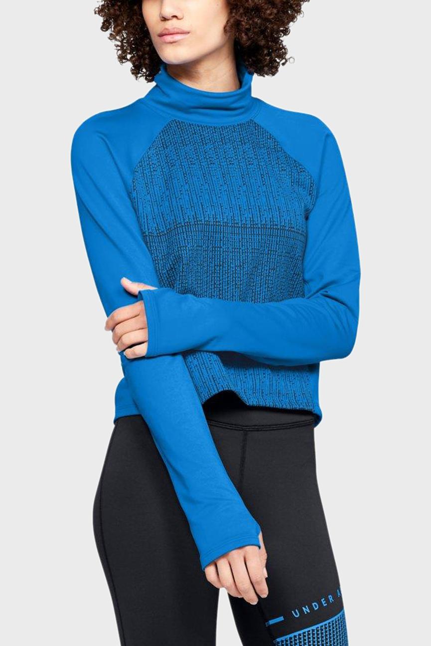 Женский синий гольф Cozy LS