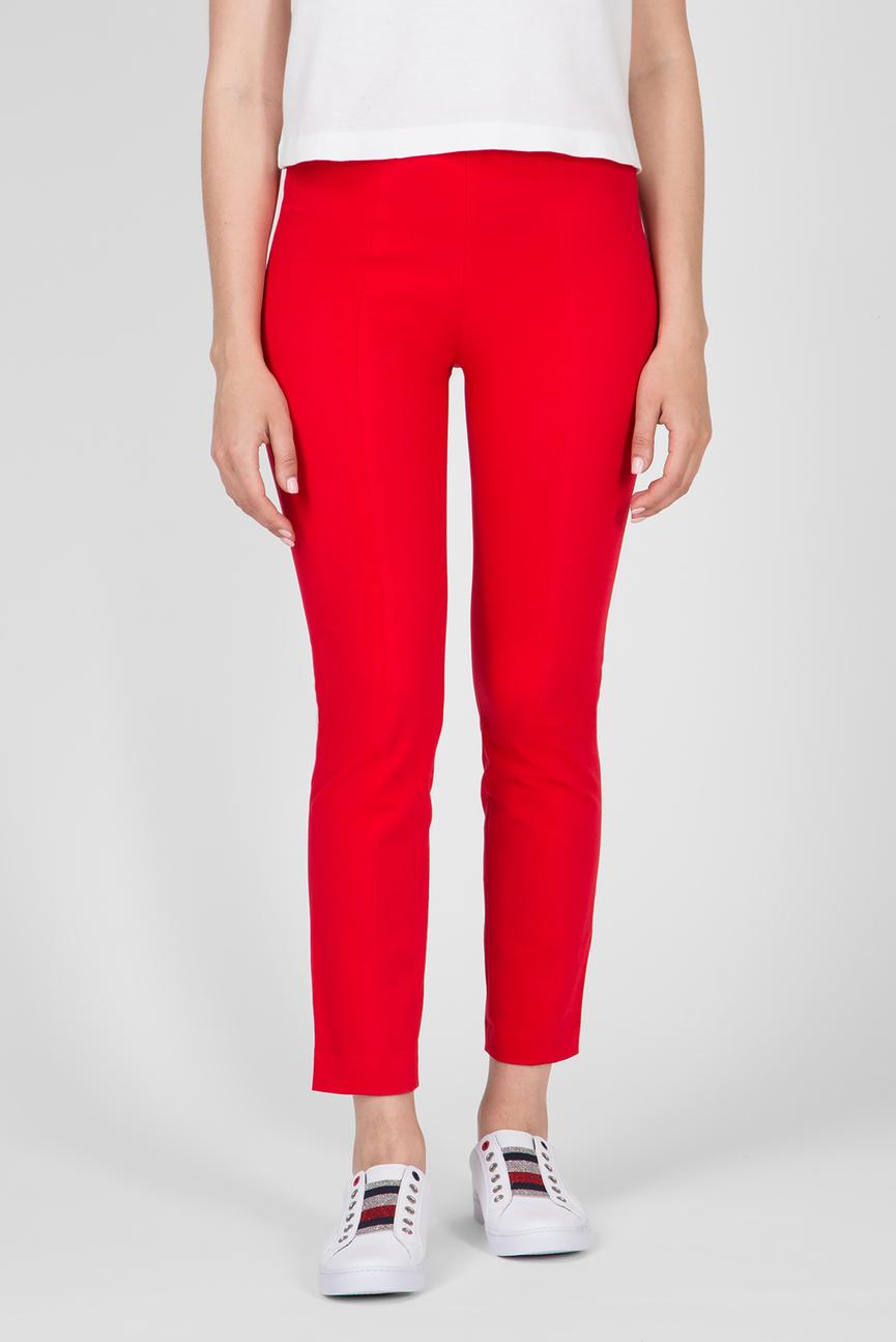 Женские красные брюки JAZLYN HW ANKLE