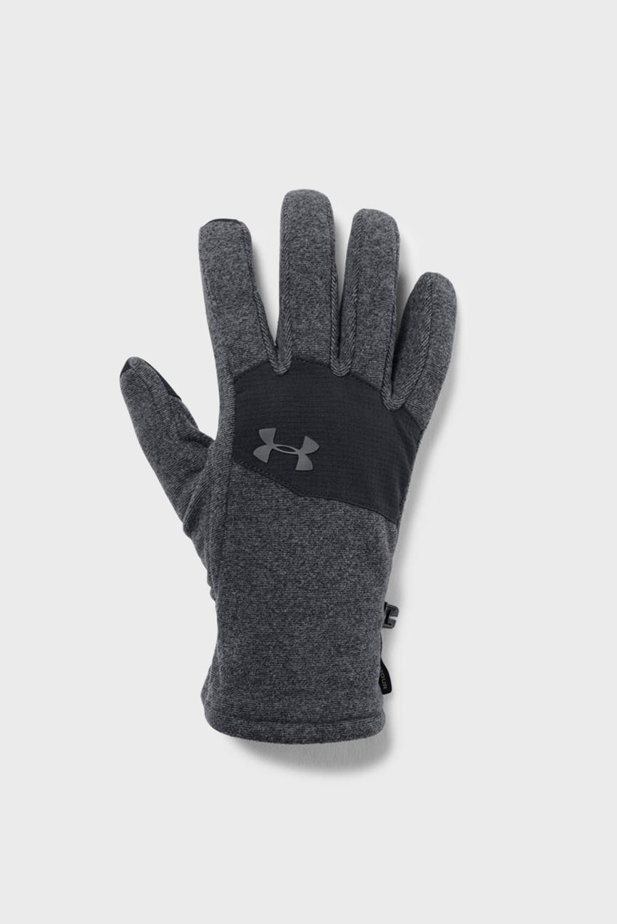 Мужские серые рукавицы Survivor Fleece Glove 2.0