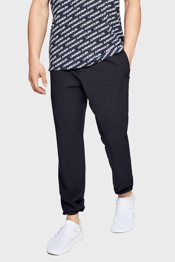 Мужские черные брюки UNSTOPPABLE WOVEN PANT