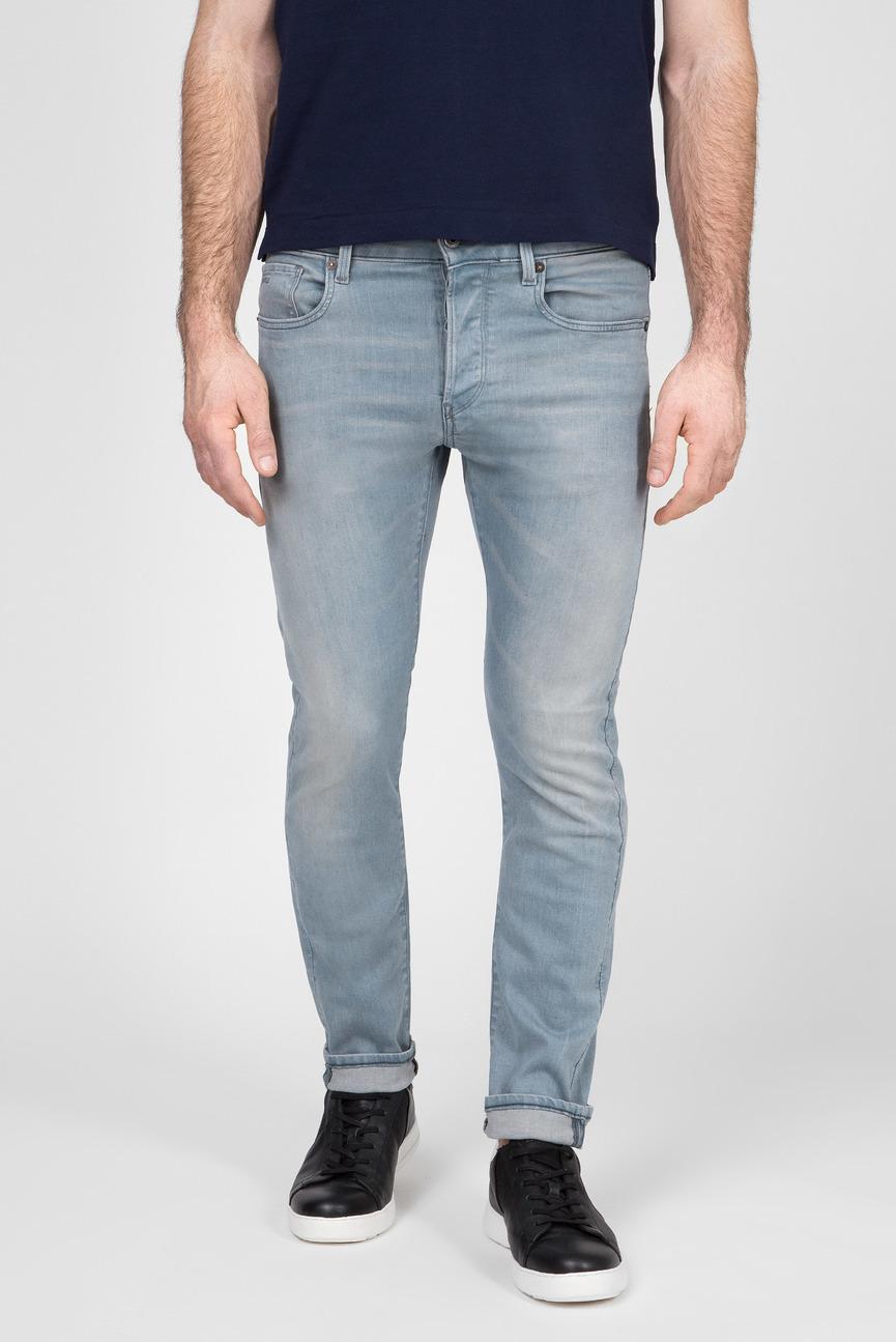 Мужские голубые джинсы 3301