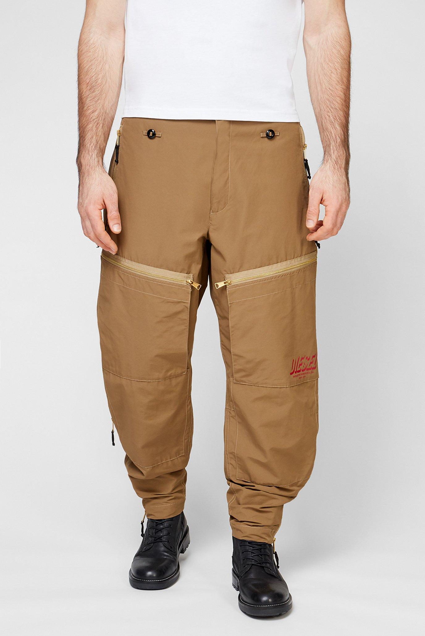 Мужские зеленые брюки AMBRIDGE TROUSERS 1