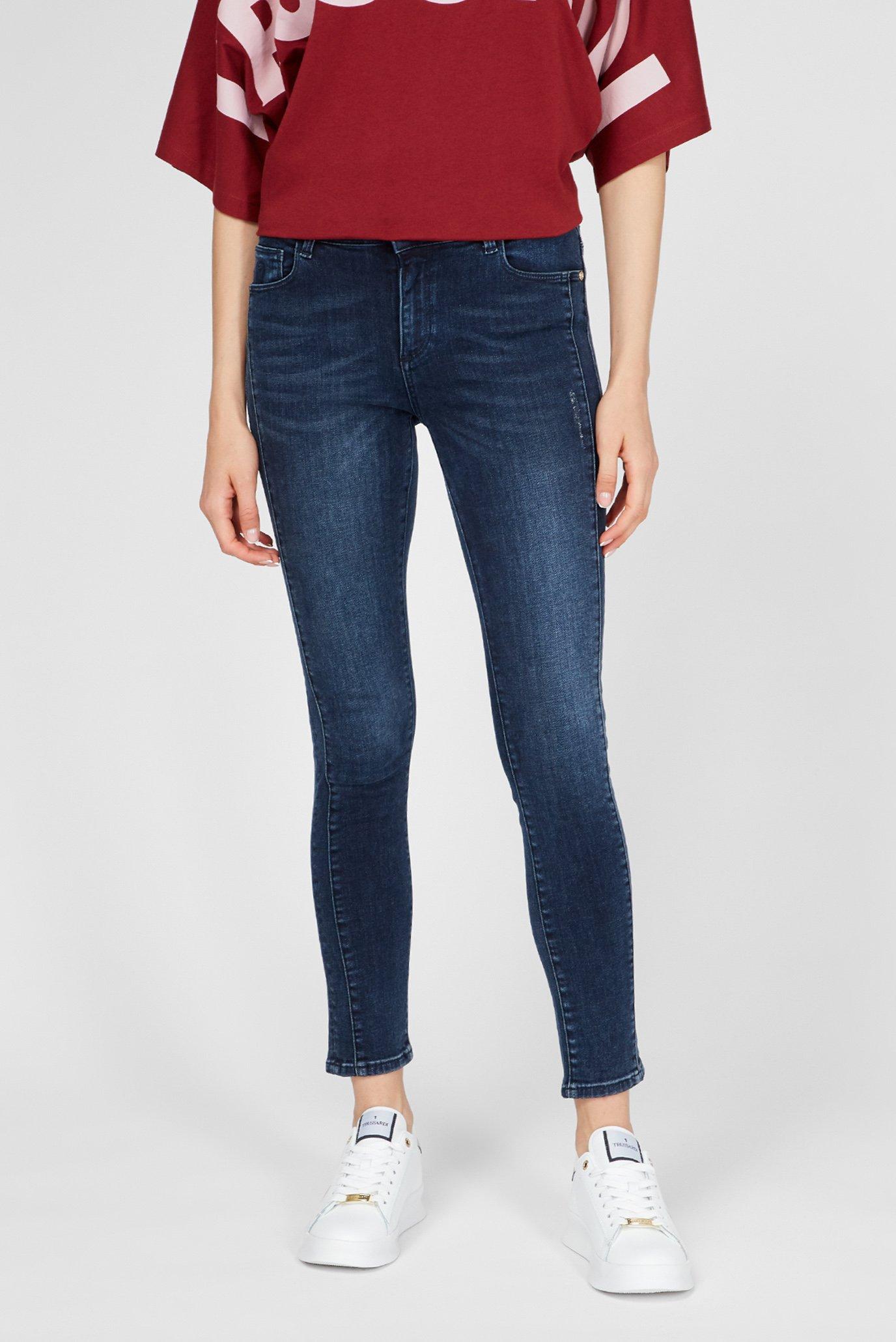 Женские синие джинсы 206 Skinny 1