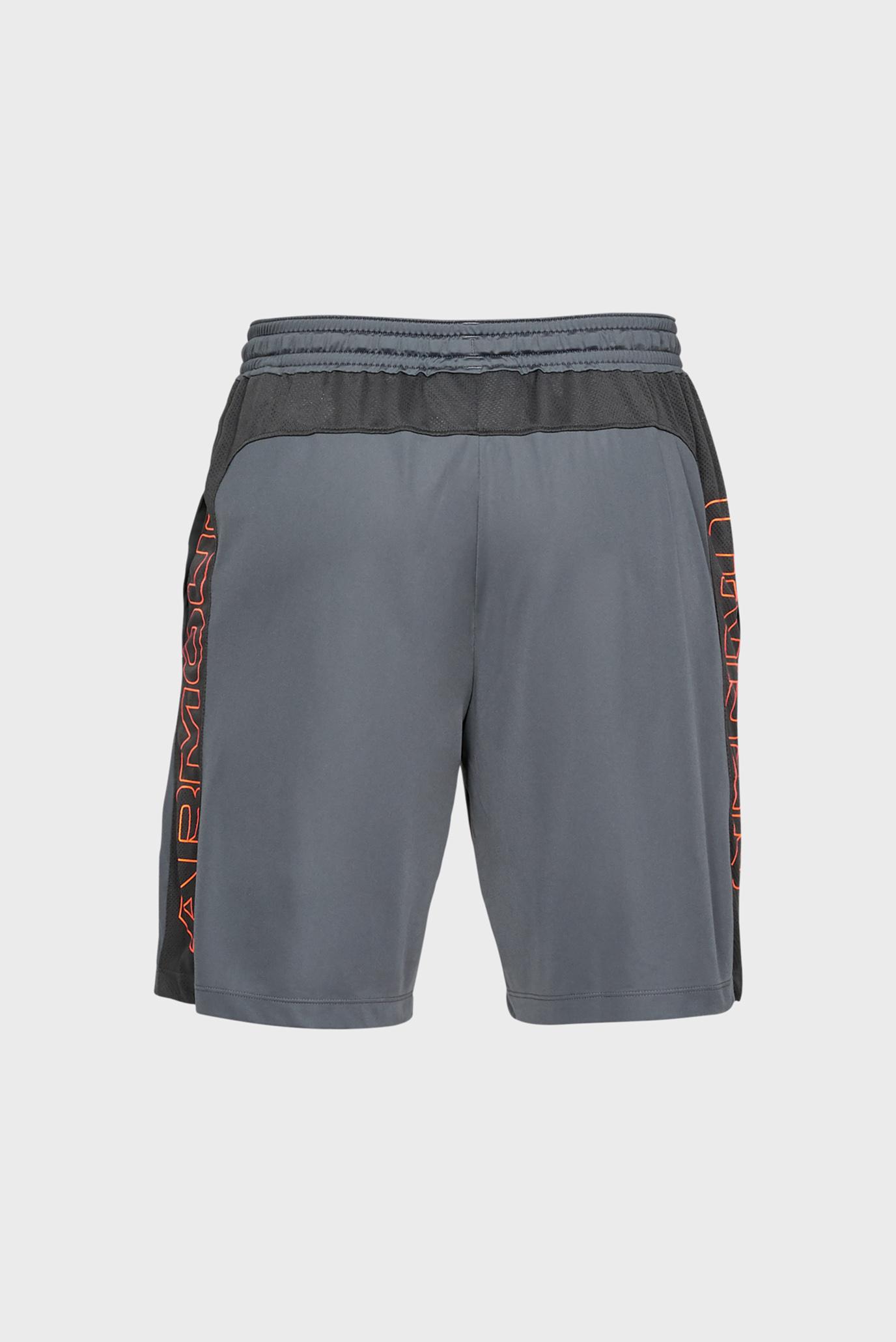 Мужские серые шорты MK1 Short 7in Wordmark Under Armour