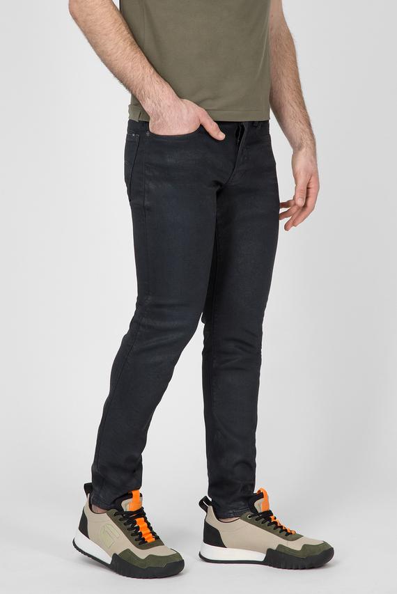 Мужские темно-серые джинсы 3301 A365