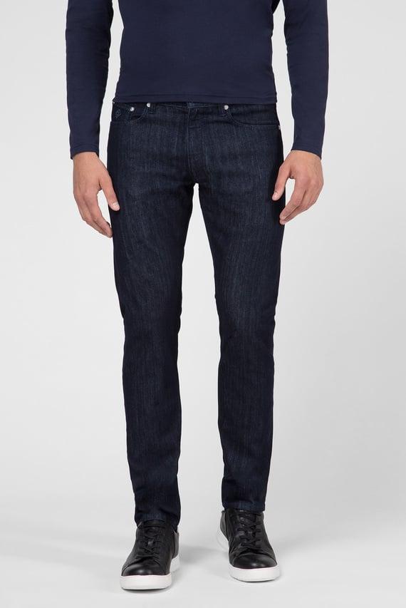 Мужские темно-синие джинсы TAPERED