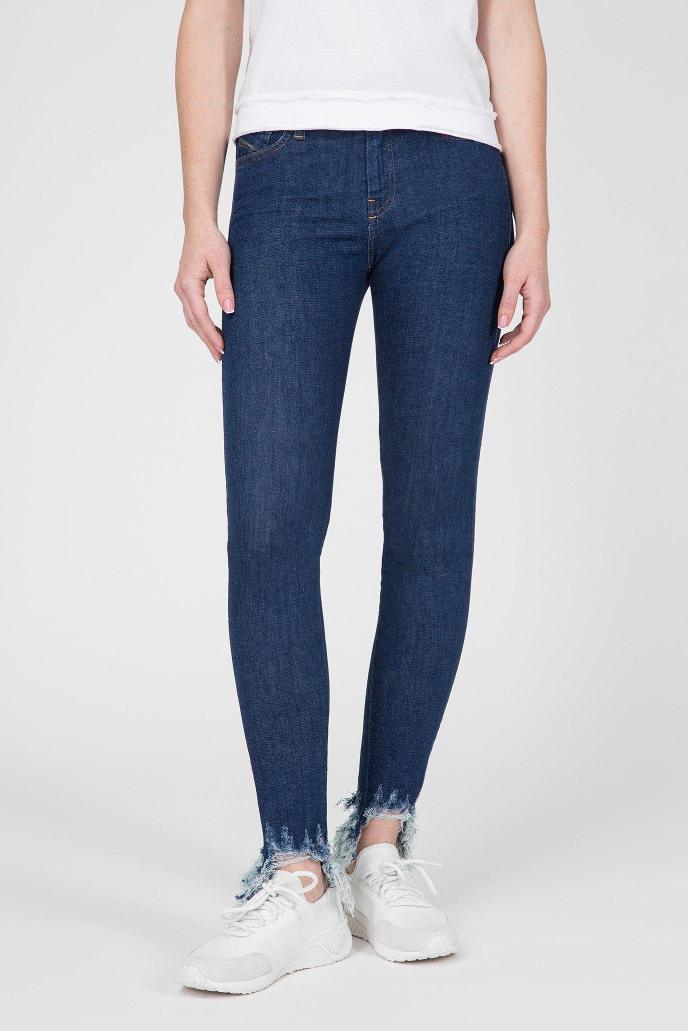 Женские синие джинсы SLANDY Diesel
