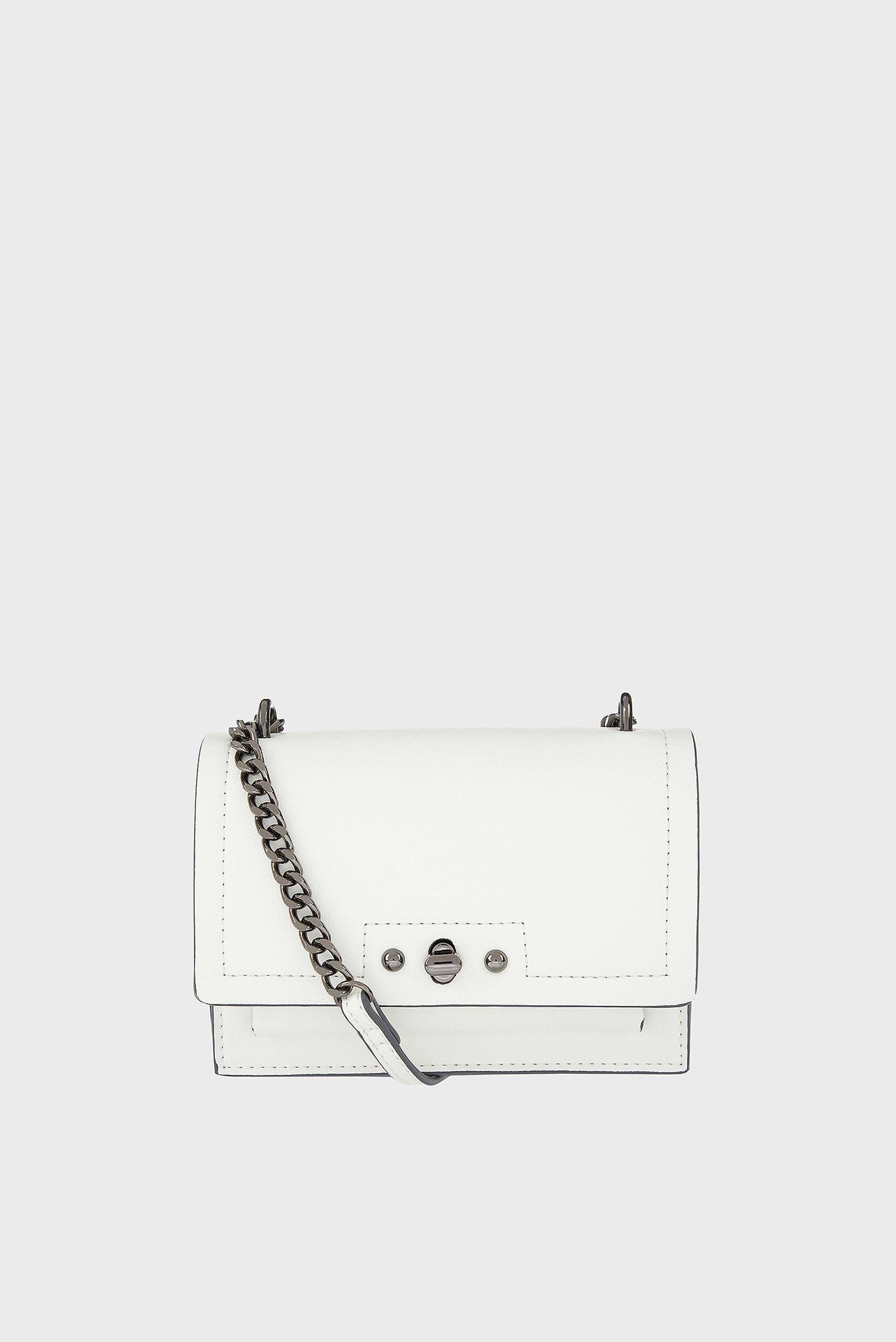 581bd4a23887 Купить Женская белая сумка через плечо Accessorize Accessorize 490421 –  Киев, Украина. Цены в интернет магазине MD Fashion
