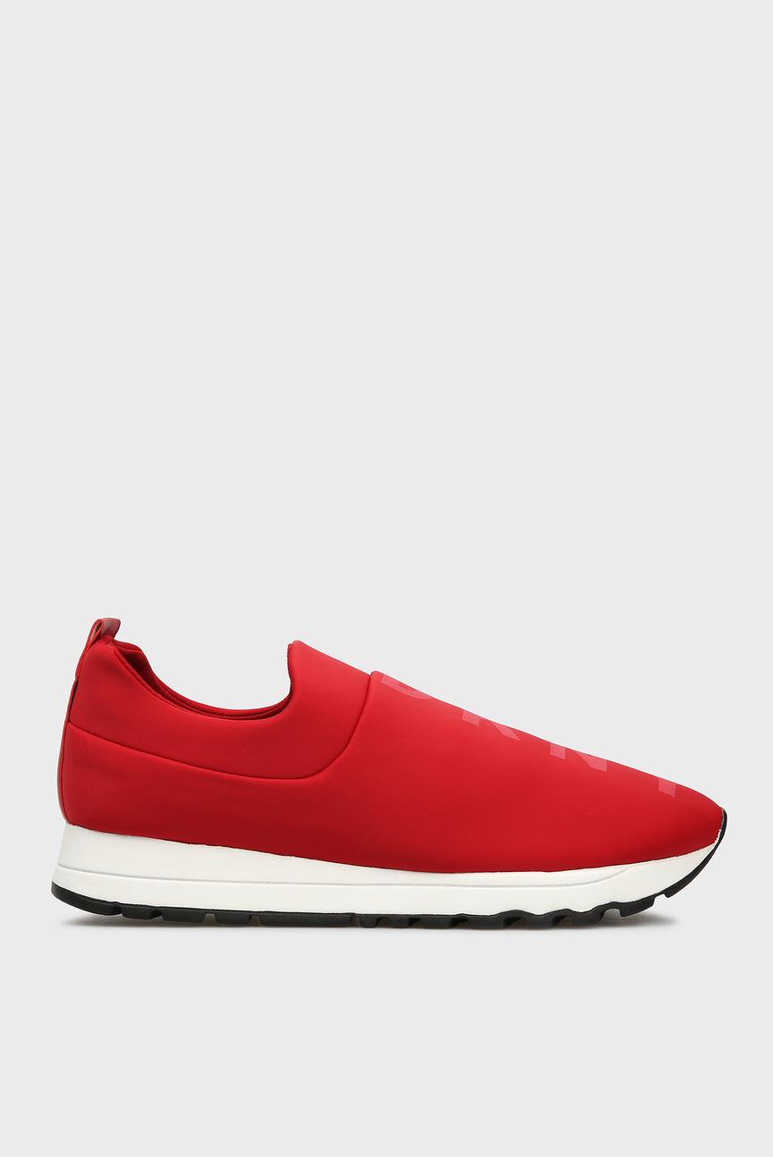 Женские красные кроссовки JADYN