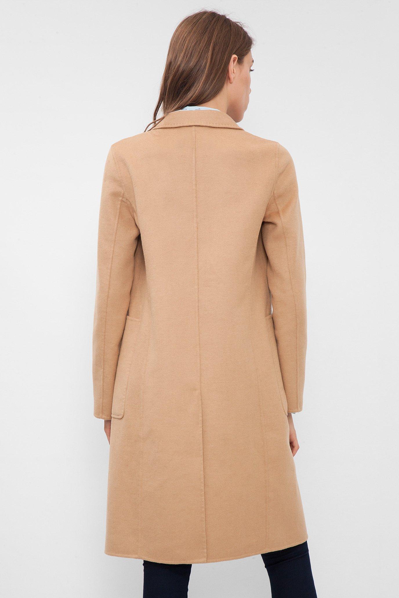 4e5a3e67b7a Купить Женское бежевое пальто Tommy Hilfiger Tommy Hilfiger WW0WW19231 –  Киев