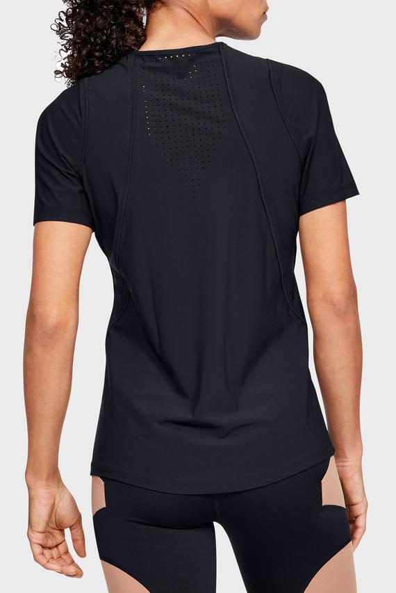 Женская черная футболка Perpetual Fitted SS